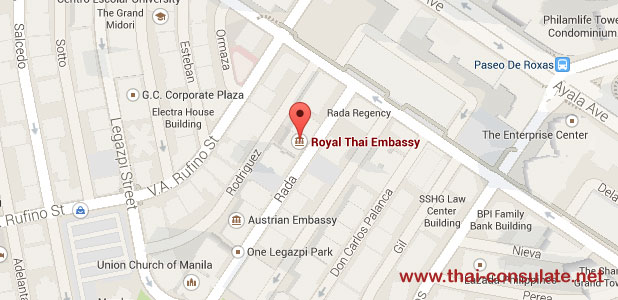 Royal Thai Embassy Philippines