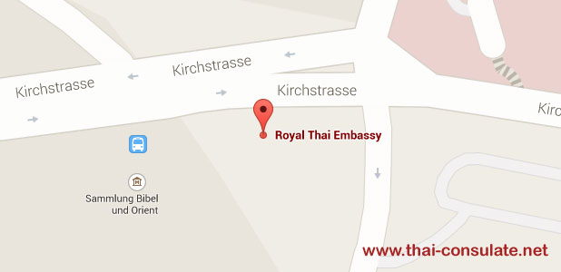 Royal Thai Embassy in Switzerland