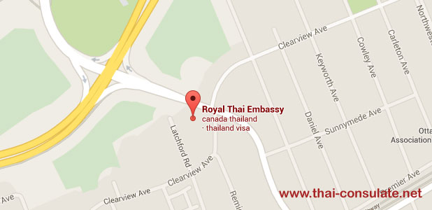 Royal Thai Embassy in Canada
