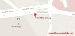 Royal Thai Embassy in Switzerland