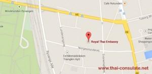 Royal Thai Embassy Denmark