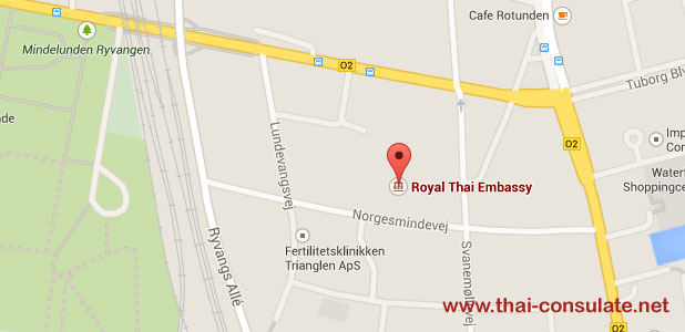 Royal Thai Embassy Denmark