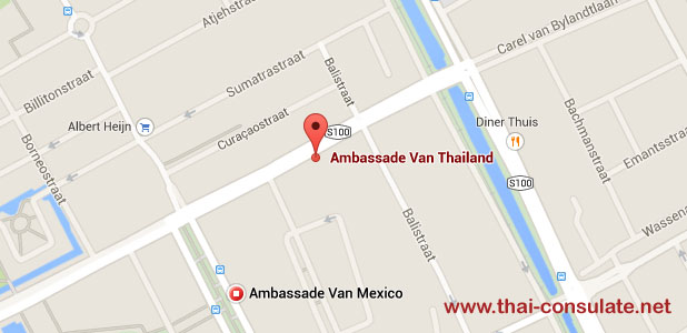 Royal Thai Embassy in the Netherlands