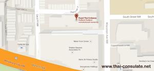 Royal Thai Embassy – Washington