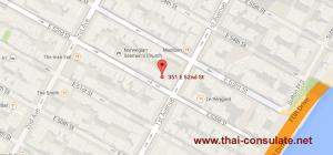 Thai Consulate NYC (New York)