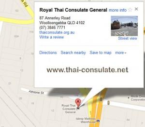 Royal Thai Consulate General Brisbane