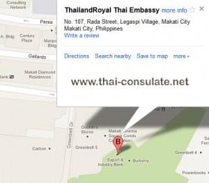 Royal Thai Embassy Philippines