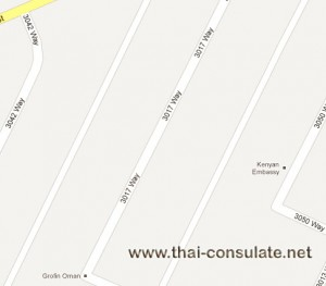 Thai Embassy Oman