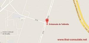 Thai Embassy in Brazil