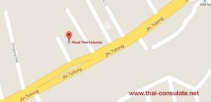 Thai Embassy in Brunei