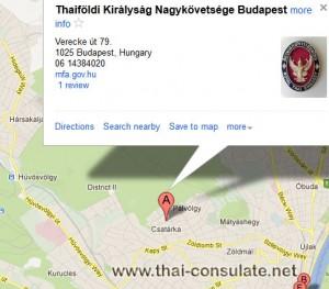 thai embassy budapest