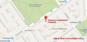 Thai Embassy Finland