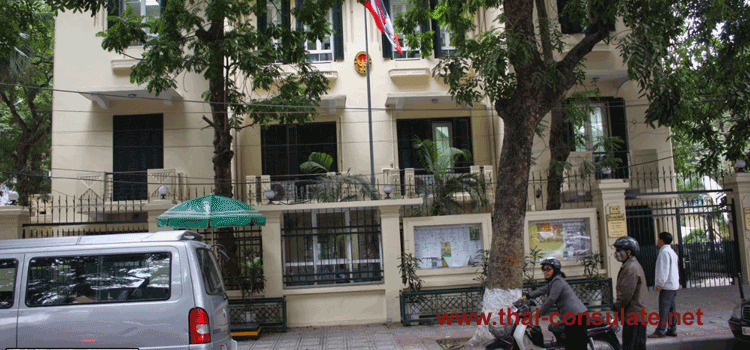 Thai Embassy in Vietnam