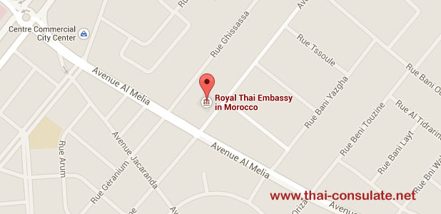 Thai Embassy in Morocco