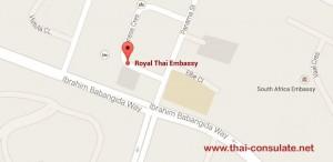 Thai Embassy in Nigeria