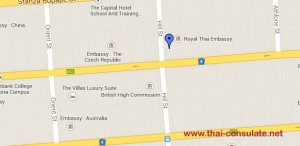 Thai Embassy in South Africa