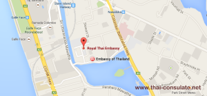 Thai Embassy in Sri Lanka