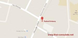 Thai Embassy in Iran