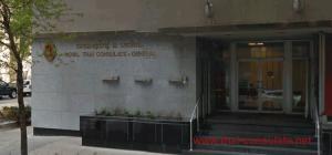 Royal Thai Consulate Chicago