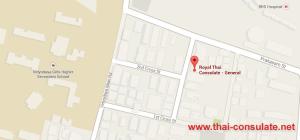 Thai Consulate in Chennai