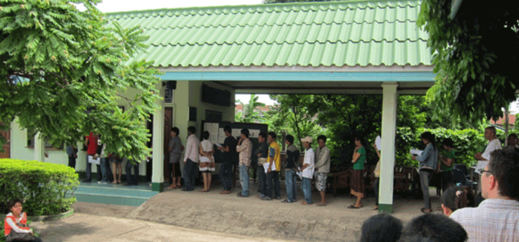 Thai Consulate in Savannakhet