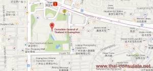 thai consulate Guangzhou china