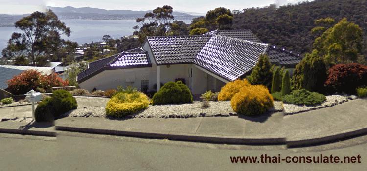 Thai Consulate in Hobart