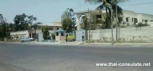 Thai Consulate in Karachi