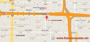 Thai Consulate in Osaka