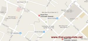 Thai Consulate Ho Chi Minh