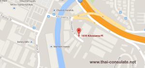 Thai Consulate - Hawaii